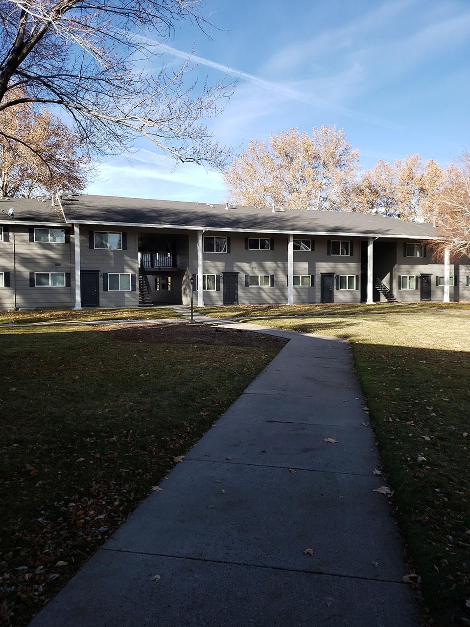 Lincoln Garden Apartments Sparks